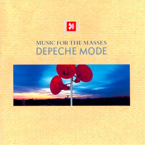 Now playing: Depeche Mode – Music For The Masses