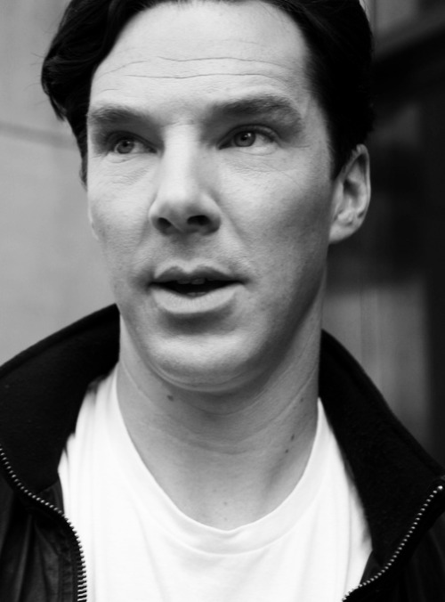 "benaddicts-sherlockians:  watchhimdance:  photo made by floopowderchristmastroy  i hope peopl dont kill me for saying this, BUT…….i kinda want Ben to go back to how he was in Sherlock with them chizled cheekbones and sexy abs! dont get me wrong, i think he looks great in this but…..i want Purple shirt of…!!   I like the more ""won't be blown over by a strong wind"" Ben, plus he gets to actually eat like a normal person."