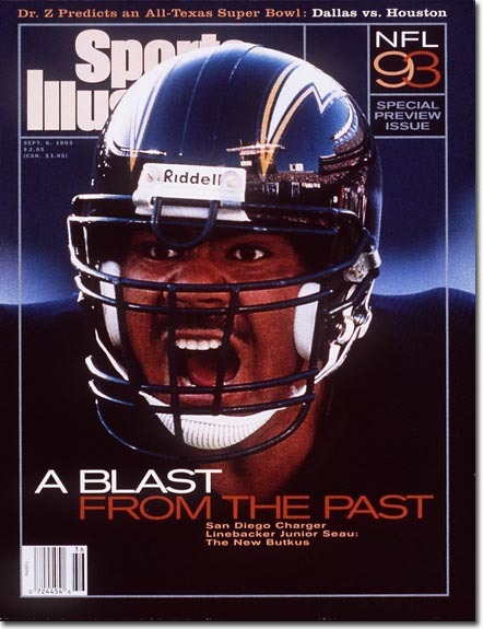 paulkatcher:  Sad news in the world of football: TMZ reports that Junior Seau committed suicide with a gunshot to his chest.