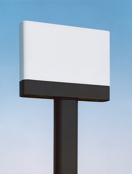 Sign Out (2009) by Josef Schulz (Via: Ewoudt)