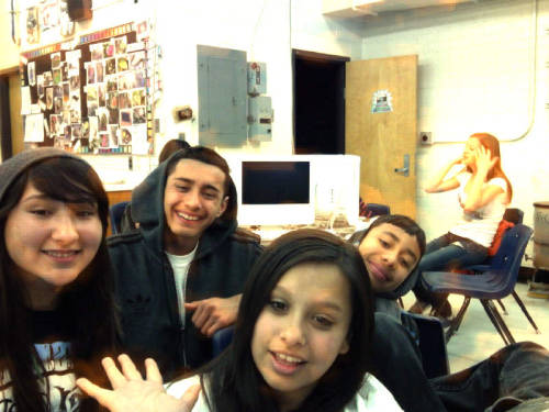 all of us in 6th period :D