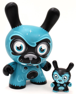 favati:  Awesome Dunny customs by Fakir