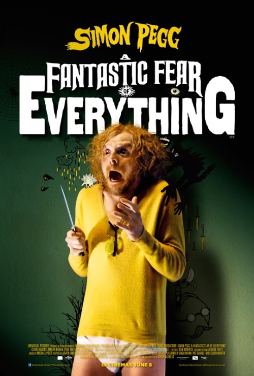Poster for A FANTASTIC FEAR OF EVERYTHING