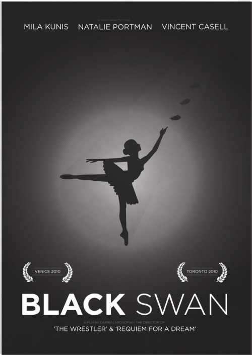 Black Swan by Sophie Wilson