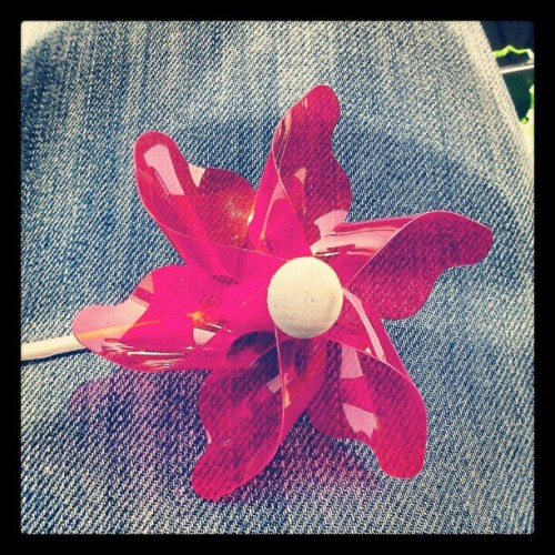 #pinwheel #red #toys  (Taken with instagram)
