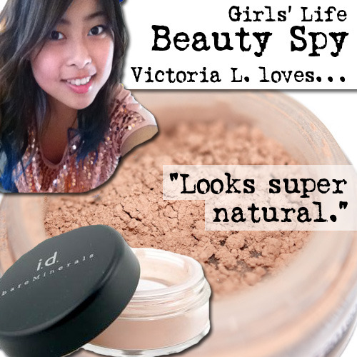 It's a Beauty Spy takeover! Today, Victoria L., from Winnipeg, Manitoba, let's us peek inside her beauty bag. Her look? Fresh-faced and simple with a touch of glam (check out her hair!). Talk about gorgeous!