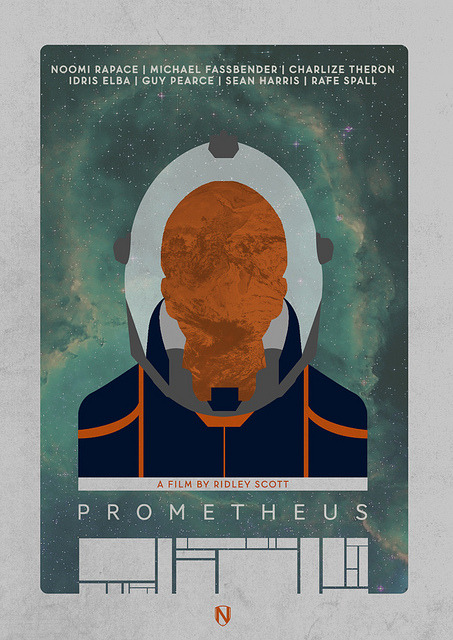 PROMETHEUS by Matt Needle on Flickr.