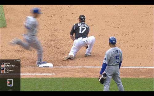 sportsvault:  Easily the worst call in Major League Baseball this year (from 5/2/12 Dodgers vs. Rockies game).
