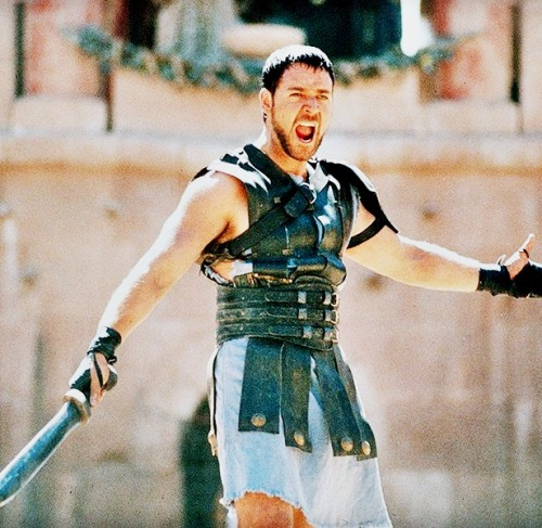 The Most Iconic Images in the Film History:  Gladiator, by Ridley Scott (2000)
