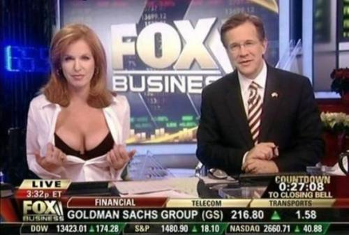 Fox News Business: Tits or GTFO