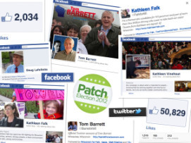 Social media matters. Need proof? Look at the campaign pages for Wisconsin governor candidates Tom Barrett and Kathleen Falk. While Barrett uses Facebook, he also relies on his campaign's website to connect with voters. Kathleen Falk on the other hand, updates her FalkforWI campaign page fairly often with quick notes about where she is and what she's doing. Tom Snyder, CEO and president of Trivera, a Milwaukee-based company that works with businesses on websites and social media. He said social media works great because it's a low-cost way to reach the masses.