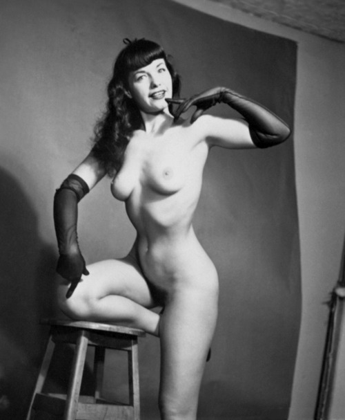 wickedknickers:  Bettie Page