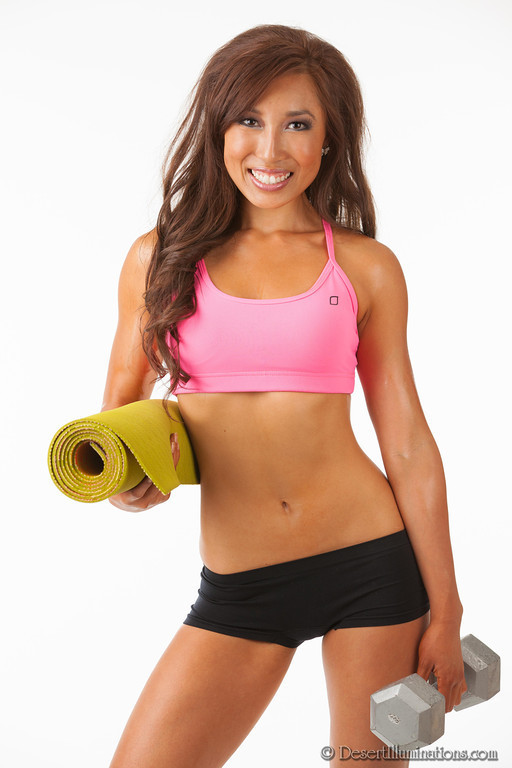 "blogilates:  ""What do you mean I can't look like this all the time???"" REALITY CHECK. UGH. So yesterday I was working out with Kip, and I was telling him how great I feel and how happy I am with the results that we've achieved these past couple months. He paused. Then told me that he's happy too but it can't be like this year round. I was flabbergasted. Huh? I said? What do you mean? I have to be in front of the YouTube camera and my fans already saw the transformation. You mean I'm gonna go back???? He said maybe you may go up 5, 10, 15 lbs, who knows. I almost died as I was doing my chest presses. We had a really long conversation throughout my workout and I was brought to a realization that it isn't actually natural to look like a bikini model all day long 365 days a year for the rest of your life. Don't get me wrong, I wasn't under the impression that everyone can look like a magazine cover year round, but I thought that once you lose weight, you can pretty much cruise and eat normal-healthy again, workout 5-6x a week, 1 hr a day and maintain. You know, not have to do cardio 2x a day and live in the gym and have no condiments. Nope. Even me. A fitness guru and healthy living freak. I have been living in a little bit of a fantasy world…big reality check for me. These past 2 months I've been eating extra clean and working out 2x a day. I've been dropping fat rapidly and it's been so cool! The ride has been exhilarating – working hard- seeing results – working harder – seeing better results! Faster results! But how long can I actually keep doing this for? My bikini competition is this Saturday and I will look the tightest and leanest I have ever looked in my life. In fact the past month I have look the best I have ever looked in my life. So to think that after ALL of this hard work, I can't just keep it??? It kills me. It kills me to know that once you build something you can't just relax and bask in all the glory. Well at least not for too long. Maintaining a body is like maintaining a business. You get there but you gotta keep it fresh to keep things looking good, keep the business flowing. Your body is smart. It knows how to find a balance. It doesn't like losing weight all the time so it will become efficient and figure out how to keep fat around even when your workouts and diets are nuts. That's why you gotta change your routine every 4 weeks. That's why you gotta change up your diet, carb cycle…all that stuff…to keep challenging and surprising your body. At the end of the day, it takes hard work to look like a fitness model. And you really can't look like this all the time. I am so sad that these flat abs and those lean arms may go away if I don't keep up this regimen. AHHHHH.  So anyway, I yelled at Kip. I said NOOOOOOO!!!!! I don't wanna go back! I don't wanna go back!!!!! I've worked too hard! Please no! You must help me!!!! He laughed and said you're still young and have a long way to go, I don't want you to hurt yourself. I kept telling him, please please I have to keep these abs. I've never had these abs before. Eventually our convo got a little ridic with me being all low carb, emotional, moody, and living in a fantasy land. So we just kept working out. But this topic stuck with me all night and day and I can't get if off my mind. Excuse me if I sounds like I'm a looks-obsessed little brat, but just expressing my feelings full blown. It's not really about the abs or the arms or the body fat or the weight. It's about all the hard work. I just…just…can't imagine saying goodbye to the finished product after all that time, dedication, sweat, tears, and umm, money spent on this journey. ARGH. So how do some people do it? I am not sure actually. I do know that REAL fitness models have to eat strict all the time and when they have shoots they go SUPER strict. Even they go up and down but on a high level. They have to workout hours a day but it's their job. And they make $ from it. Is it worth it for me to continue working out that many hours a day to maintain this look? Maybe if it were my job, I'd do it.If I were just a normal person, I don't think I would. It really is a lot of work and I honestly feel like you need to get paid to put yourself through this! Also, bikini and fitness competitors all have a competition weight and an off season weight. Everyone has one. Kip says we need to find mine too. It's just not natural or safe to stay so low in body fat and weight all year round. He said that when he was competing he'd go up 20-30lbs in the off season and then just shed back down when it was time to hit the stage. Of course we can all work hard once summer rolls around and look great in a bikini. SURE!!!! Do it! But to try to work crazy like that to look bikini ready even during the holidays? Thanksgiving? To miss out on social outings…not have dinner with friends…to not ever eat pizza or burgers or fries…or you know things that bring simple joy to people, yea I don't know. Also, I want to mention that the level at which I am training and eating is super vigorous. When I say I may not be able to keep this up year round, I mean eating super duper clean and doing cardio 2x a day 6 days a week plus weight training. Once the bikini competition is over, I plan to continue eating clean, just not crazy clean. I want my hot sauce again. I want it now. I want flavor. Please. But no. 3 more days. 3 more days!!!!! Ah, I don't know if this post makes any sense at all! And I don't have time to proof read it because I am gonna be late to training but ya here you go. Takeaway? You can look great and stay fit year round working out and eating clean. No prob. Flat stomach and toned arms are achievable and maintainable. You can strive for that yes. Super cut, ripped, defined, fitness model, bikini competitor look – takes work. You should be getting paid if you're working that hard. Or maybe you really just love working out 3 hrs a day and eating plain food. It's just not where your body was naturally meant to be if you want to do other things things with your time. I'm being real here!!!!! I live at the gym right now! I barely have time to do anything else. OKAY! Time for YOUUUUUU to talk!!!! Tell me how you feel about this. How do you stay fit and have you achieved your dream body? Were you able to stay there? Or did you go back up? How did it feel?  I love this…I have to remind myself that you can't look perfect 365 days a year, so don't be so hard on yourself."