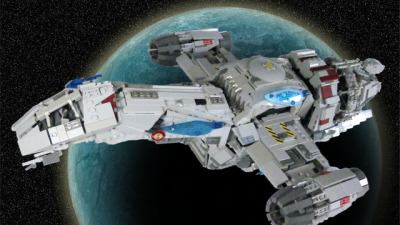 This Lego Firefly set could become a reality. Vote. NOW!