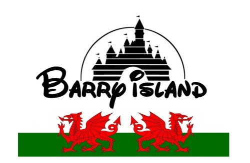 If you don't know what Barry Island is I highly recommend you find out asap!