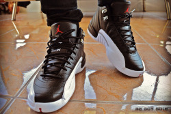 justjordans:  Playoff 12s By Ma Got Sole