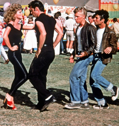 The Most Iconic Images in the Film History:  Grease, by Randal Kleiser (1978)