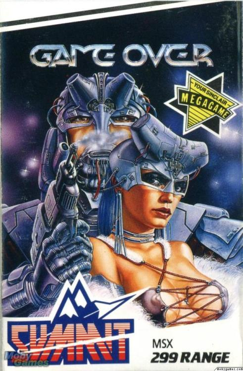 Developed by Dinamic Software in 1987 for MSX