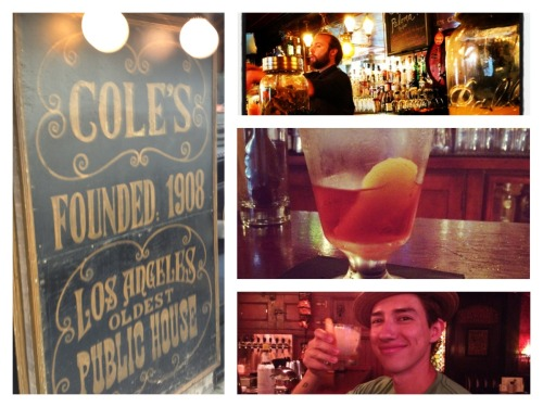cole's was the coolest bar this trip