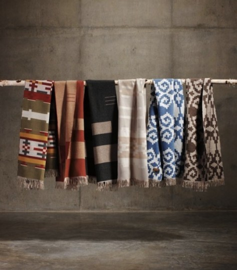 oregonorbust:  Portland Pendleton 2012 blankets