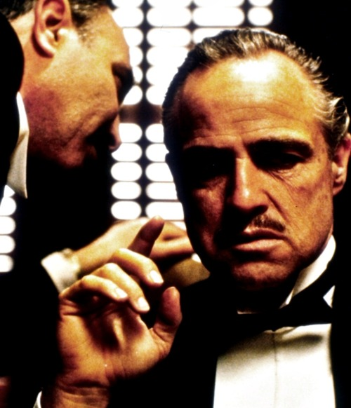 The Most Iconic Images in the Film History:  The Godfather, by Francis Ford Coppola (1972)