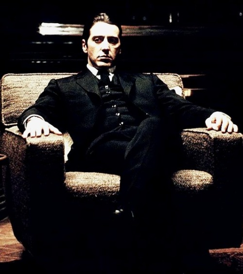 The Most Iconic Images in the Film History:  The Godfather: Part II, by Francis Ford Coppola (1974)