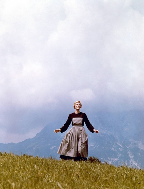 The hills are alive with the with sound of music…