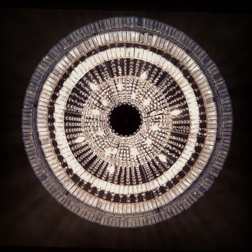 Radial (Taken with Instagram at The Roosevelt Hotel)