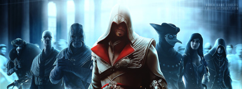 Assassins Creed Brotherhood Facebook Covers