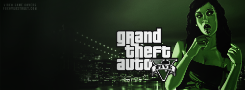 GTA Five Facebook Covers