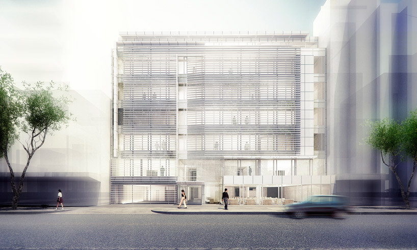 richard meier architects: leblon offices