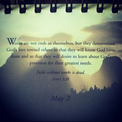 Amen. (Taken with instagram)