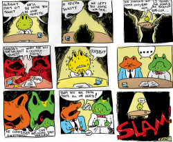 FROG. COMIC. READ IT. RIBBIT. (by RyanVonFischer)