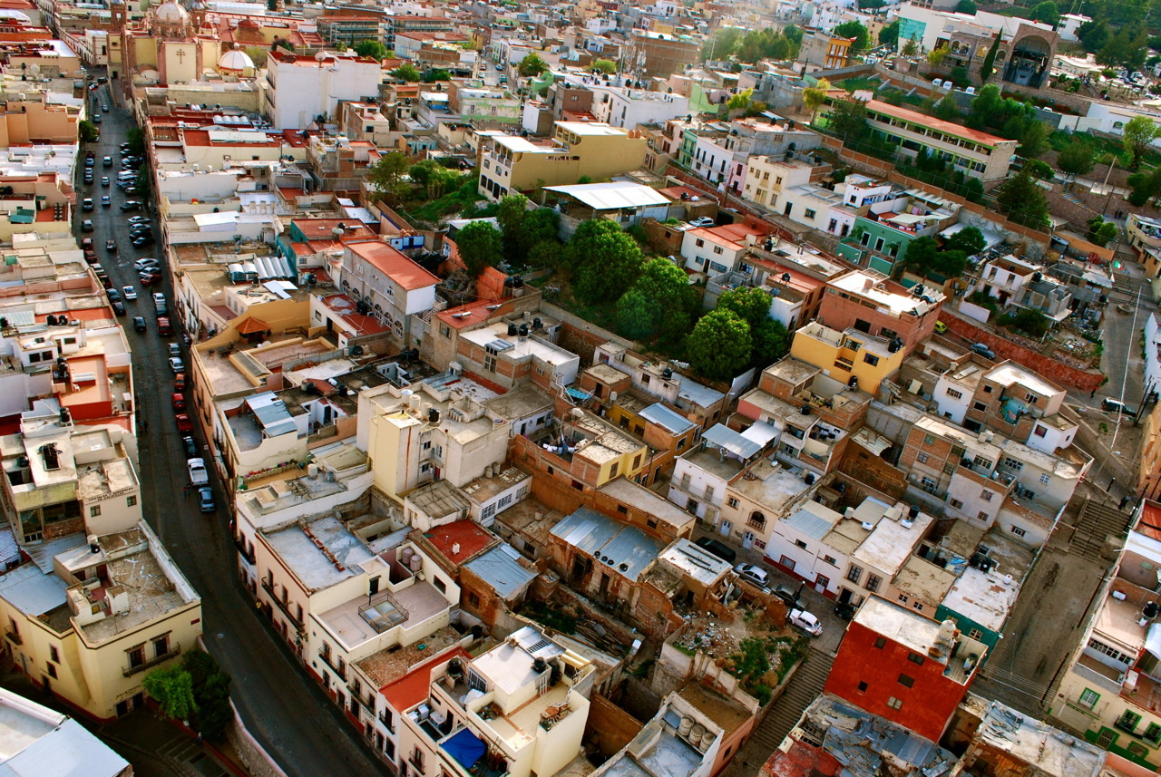 fuckyeahmexico:  Zacatecas, from above. submission from ambertoday