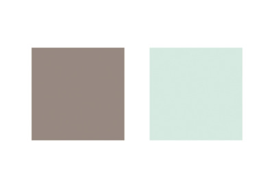 5/2/2012Today was very Pantone® 621C and Pantone® 437C feeling day.