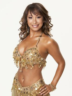 "Happy birthday Cheryl Burke! Her Secret Language Name is ""The Liberated Social Realist."" Cheryl is one of the professional ballroom dancers on the hit ABC show Dancing With the Stars. Born during the Week of the Teacher, she is best known for her tough training tactics and for being the first two-time champion, winning with Drew Lachey in the second season and Emmitt Smith in the third season."