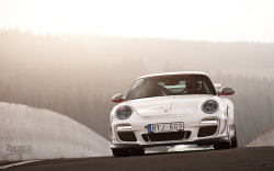 renegaderoadster:  GT3 RS 4.0 by Thomas van Rooij on Flickr.