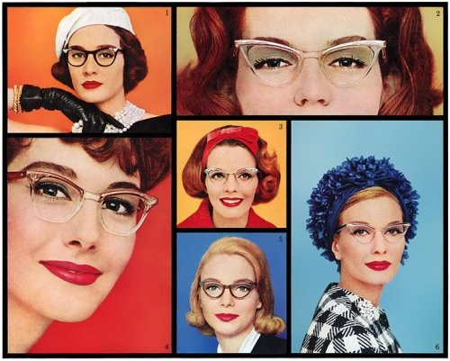 I love finding photos I forgot I had. American Optical ad 1959