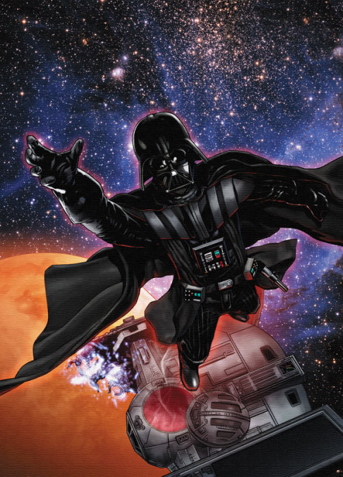 Vader Adrift by Joe Corroney Want more in-depth Temporal Flux? Checkout the original blog