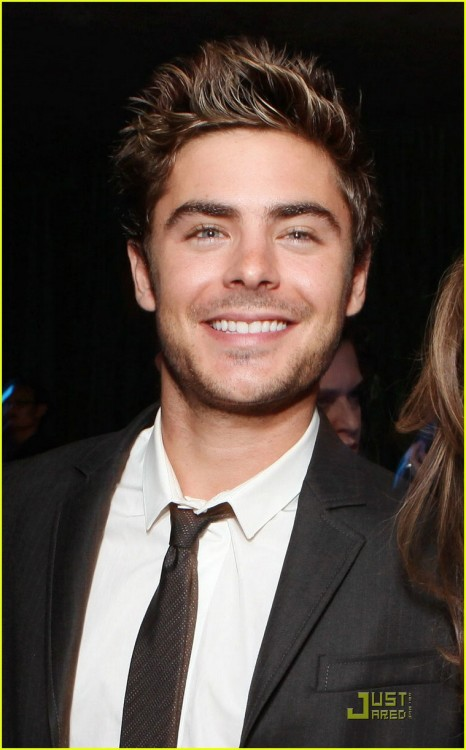 Zac Efron Zac is so hot. the fact that we have watched him grow from a young boy into a full on sexy ass man is wicked. and although his movies tend to be cheesy at times he still looks fucking good doing it. my complaint is the fact that he got YOLO tattooed on his hand, like for fucks sake Zac.