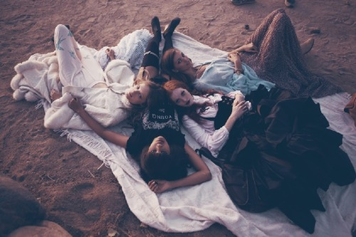 Here, we're never too old for camp outs and sleepovers…