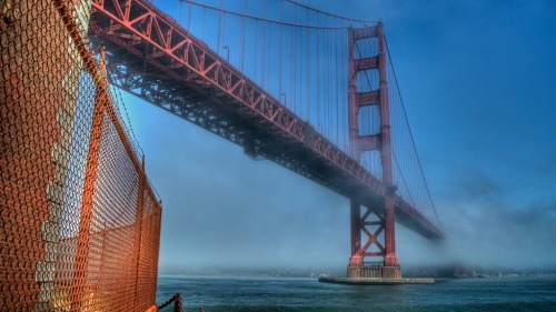 highlydynamicrange:  More Golden Gate Bridge HDR from this last Sunday