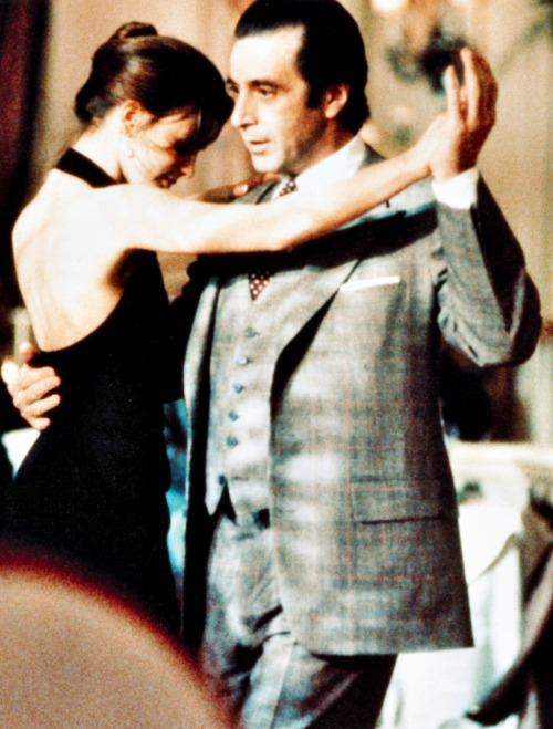 The Most Iconic Images in the Film History:  Scent of a Woman, by Martin Brest (1992)