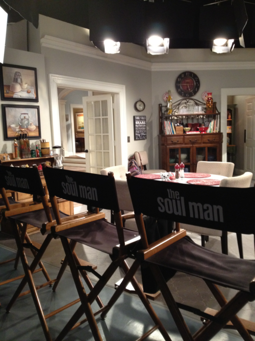 thesoulmantv:  #TheSoulMan is coming June 20th!  we can't wait!!!