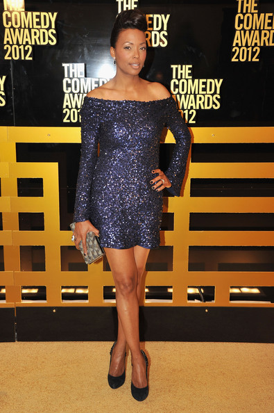 fuckyeahethnicwomen:  Aisha Tyler, The Comedy Awards 2012