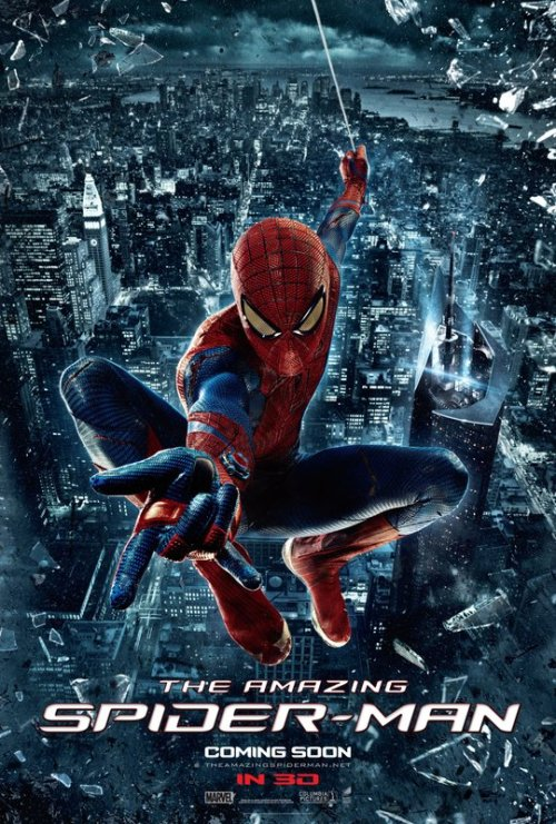 The Amazing Spider-man (2012) New Poster!!!