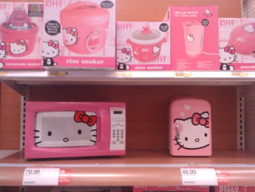 Target has everything I need to create my dream Hello Kitty kitchen!