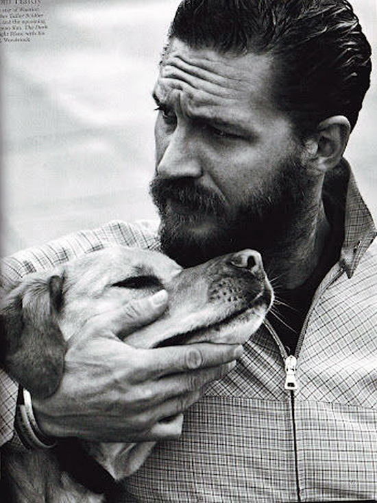 varyagi:  Tom Hardy by Alasdair McLellan