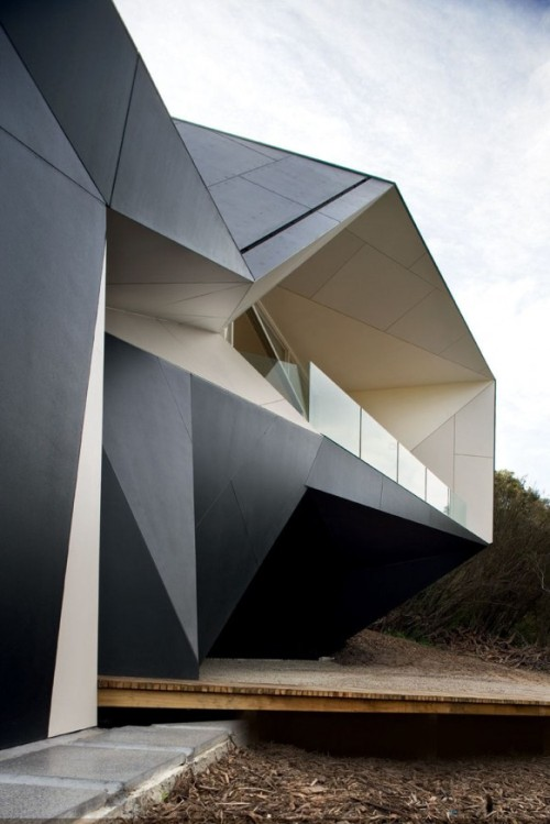 homedesigning:  (via Klein Bottle House, Australia)