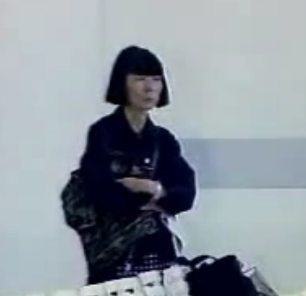 Big archive, Rei Kawakubo herself.